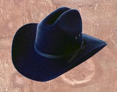 Amarillo westernkalap-0