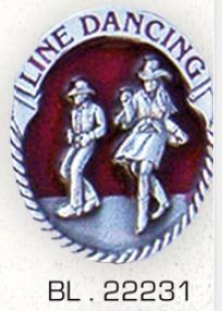Line Dancing amerikai nyakkendő-1532