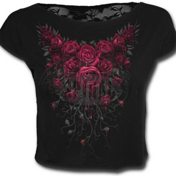 Blood Rose női felső-0