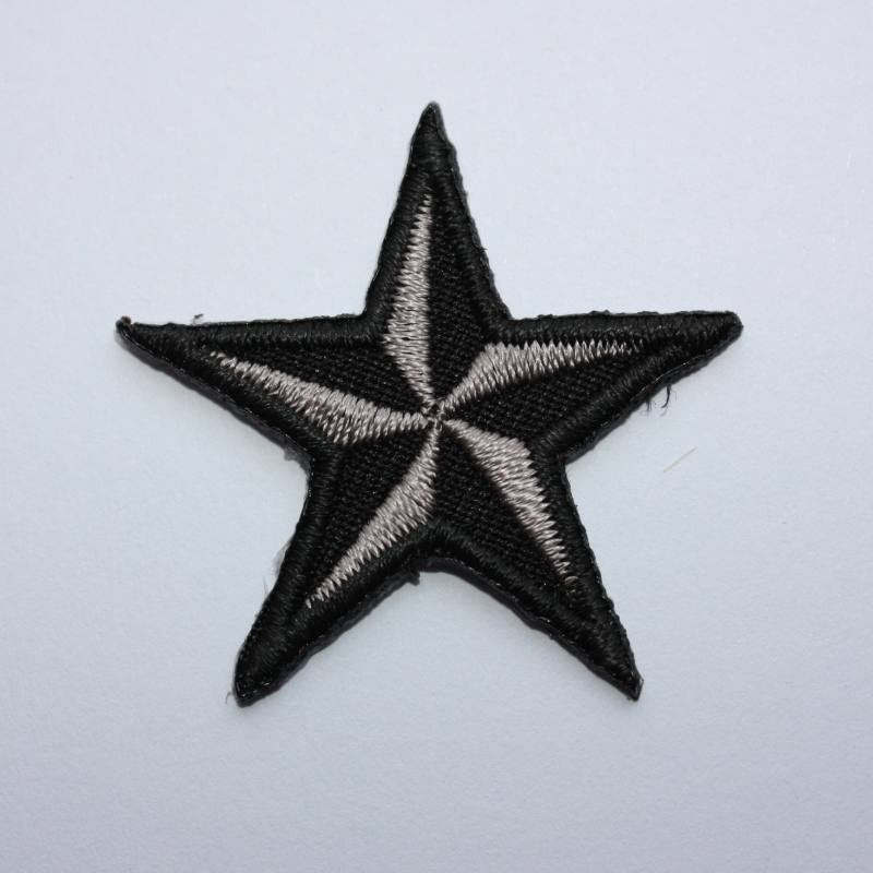 Csillag felvarró-0