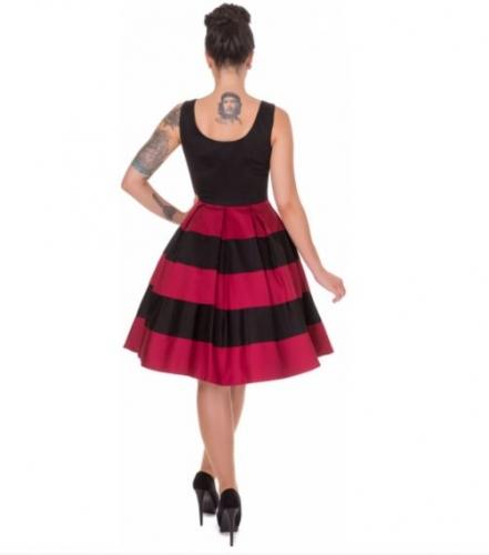 Anna Stripe rockabilly ruha