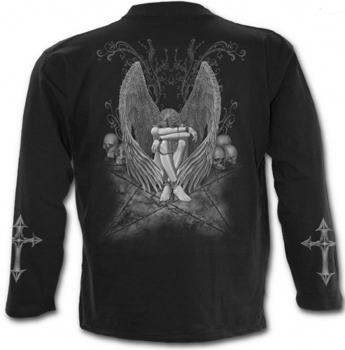 Enslaved Angel hosszúujjú póló, XXL-166