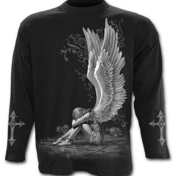 Enslaved Angel hosszúujjú póló, XXL-0