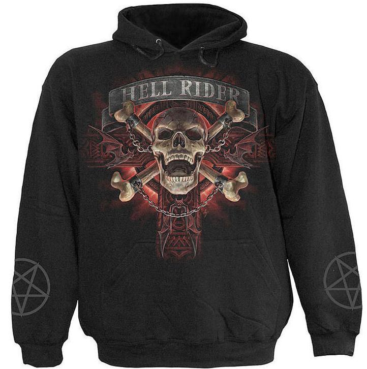 Hell rider gyerek pulóver S,L-0