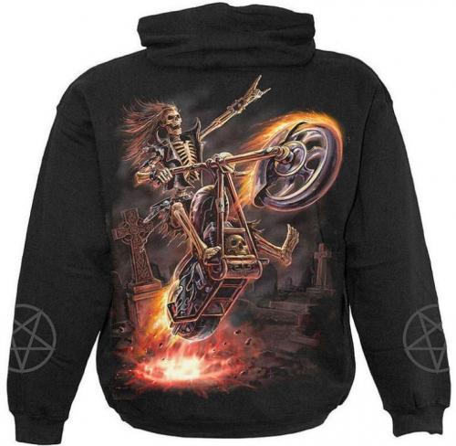 Hell rider gyerek pulóver S,L-1602