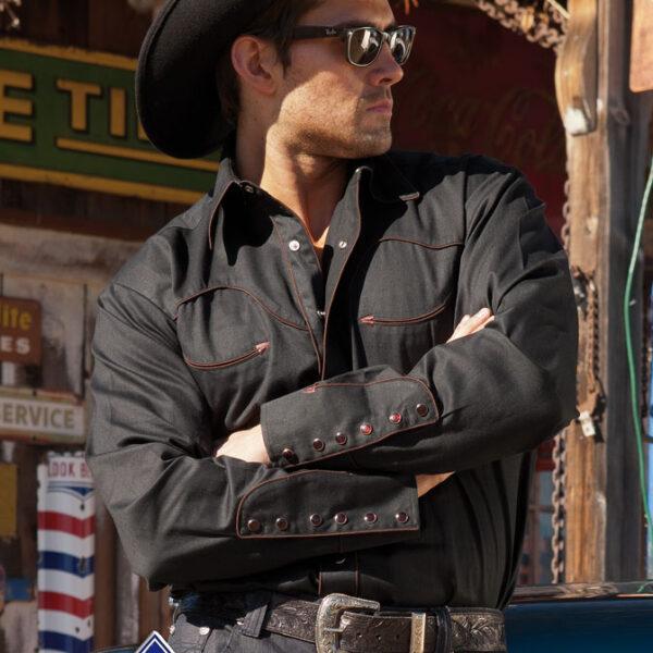 Jack western ing 2 színben-0