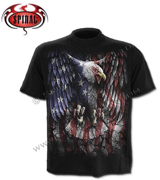 Liberty USA póló-0