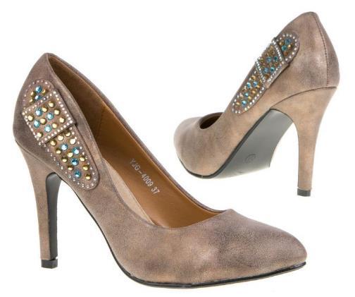 Magassarkú cipő, 36-0
