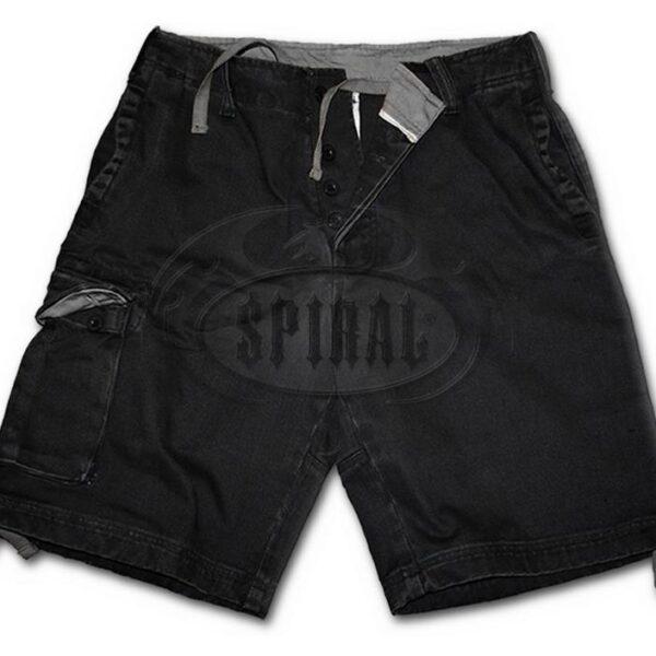 Metal Streetwear rövidnadrág-0