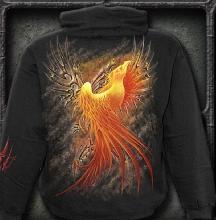 Phoenix rising kapucnis pulóver 2XL-0