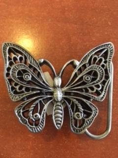 Pillangó övcsat-0