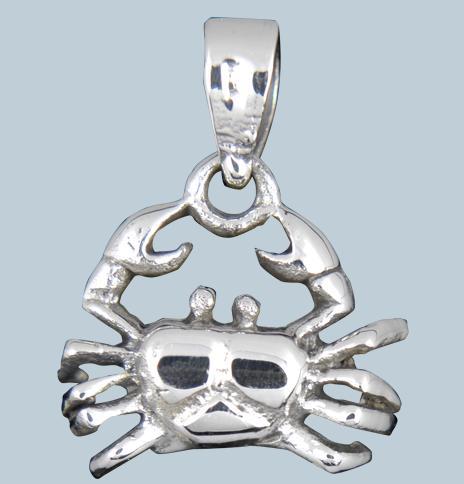 Rák ezüst medál-0