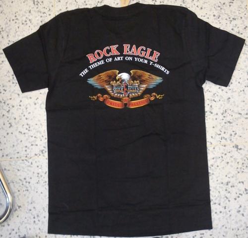 Rock eagle motoros póló-600