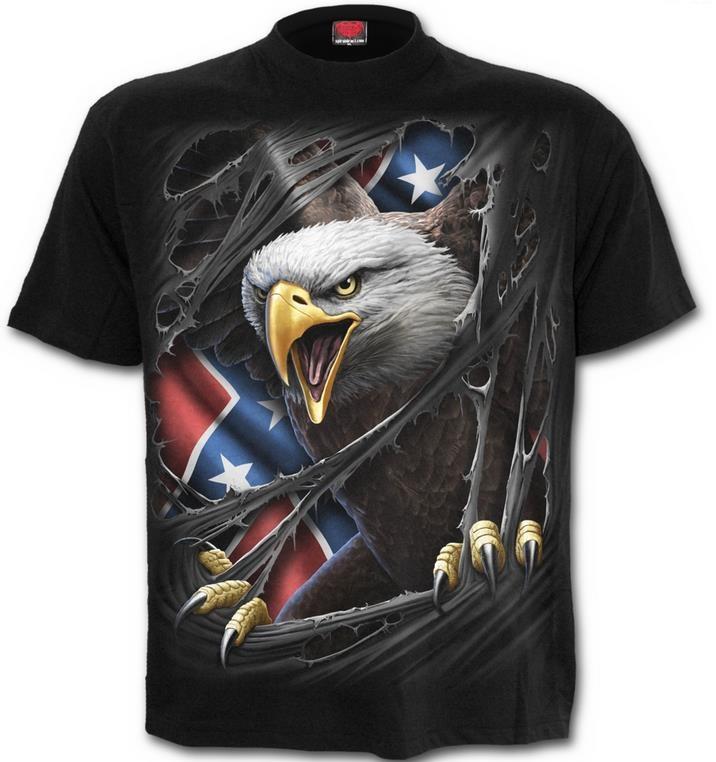 Rebel Eagle póló-0