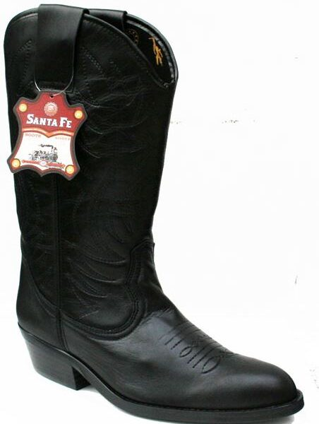 Santa Fe western bőrcsizma-0