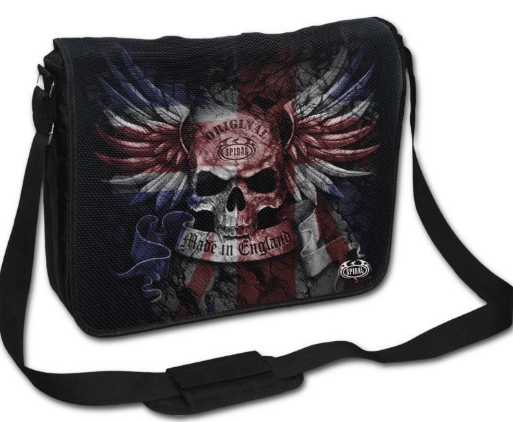 Union Crest Messenger laptop táska-0