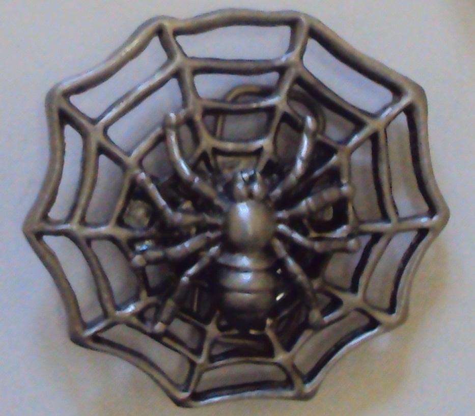 Pókhálós övcsat-0