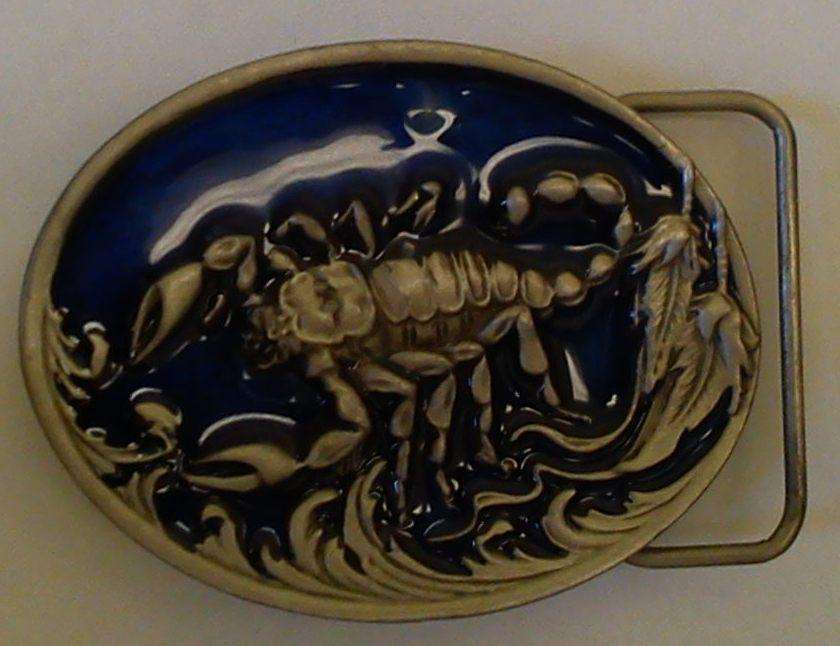 Skorpió övcsat-0