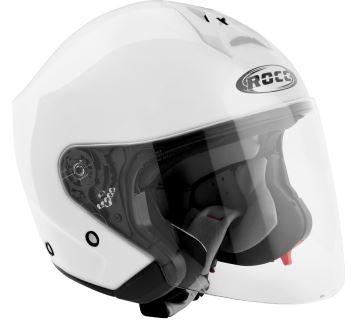 ROCC 180 Fehér Bukósisak-0