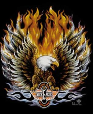 Rock Eagle póló, XL-0