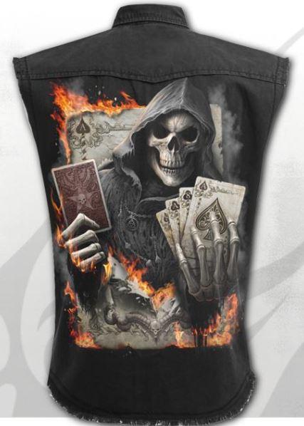 Ace Reaper ujjatlan ing