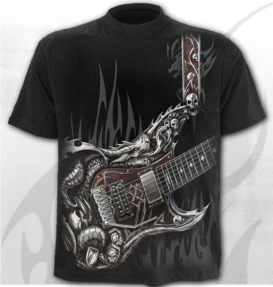 Air Guitar póló-0