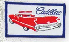 Cadillac felvarró-0