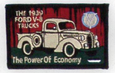 Ford V8 Trucks felvarró-0
