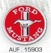 Ford Mustang felvarró-0