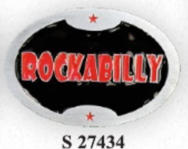 Rockabilly övcsat-0