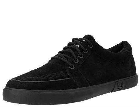 T.U.K. Sneaker Black-0