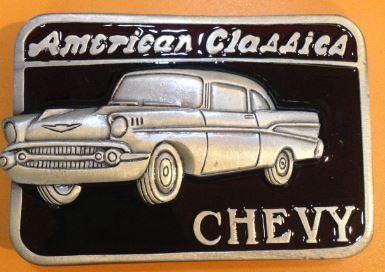 American Classic Chevy Övcsat-0