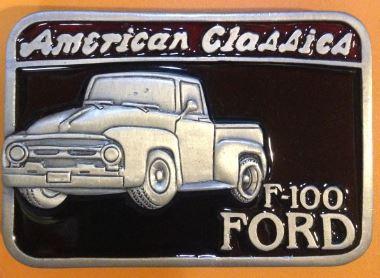 American Classic Ford Övcsat-0