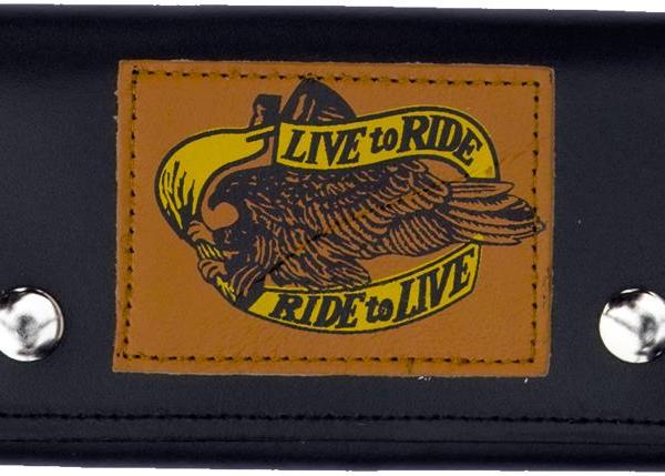 Live to Ride Pénztárca-0