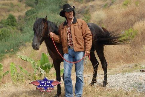 Range Rider Corn Western Kabát-0