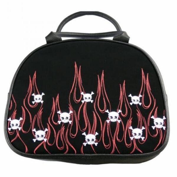 Flame Skull táska-0