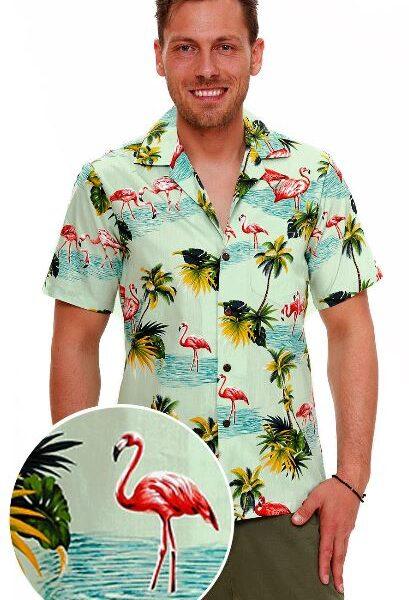 Klasszikus Hawaii ing-0