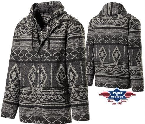 Yukon férfi kabát-0