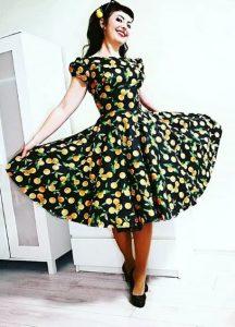 Adele rockabilly ruha-0