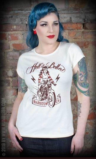 Hells' Belles női póló-0