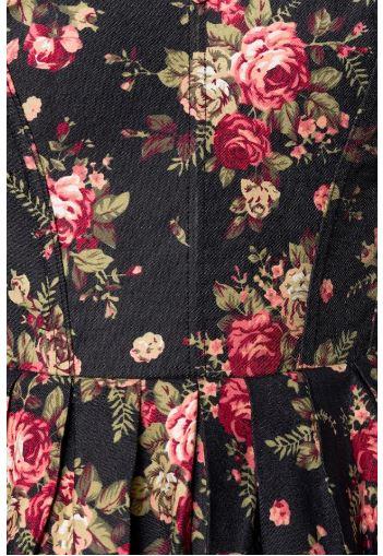 Vintage-korszázs ruha