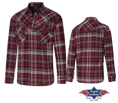 Flanell western ing-0