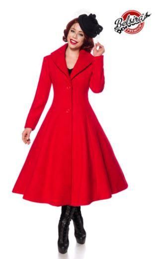 Belsira Prémium gyapjú kabát
